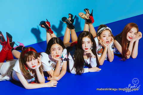 Red Velvet - Power Up Lyrics