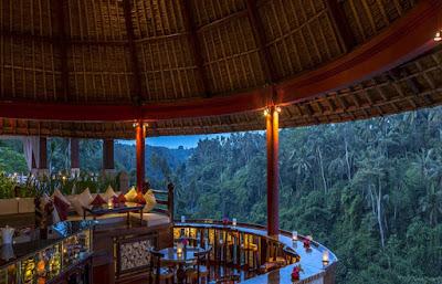 Desain Hotel Viceroy Ubud Bali
