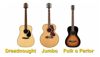 Dreadnought guitars