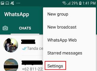 centang biru whatsapp tidak muncul di iphone