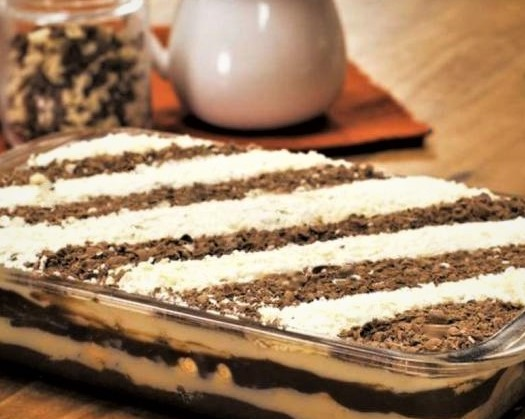 Recipe for Cold Corn Cookie Pie