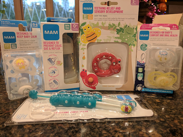 Comfort Your Little one with MAM Products #review #MBPHGG17