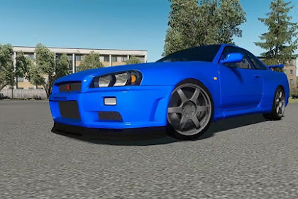 Nissan Skyline GT-R R34 V-Spec II v1.0