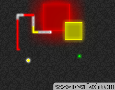Jogos da cobrinha: Radiance