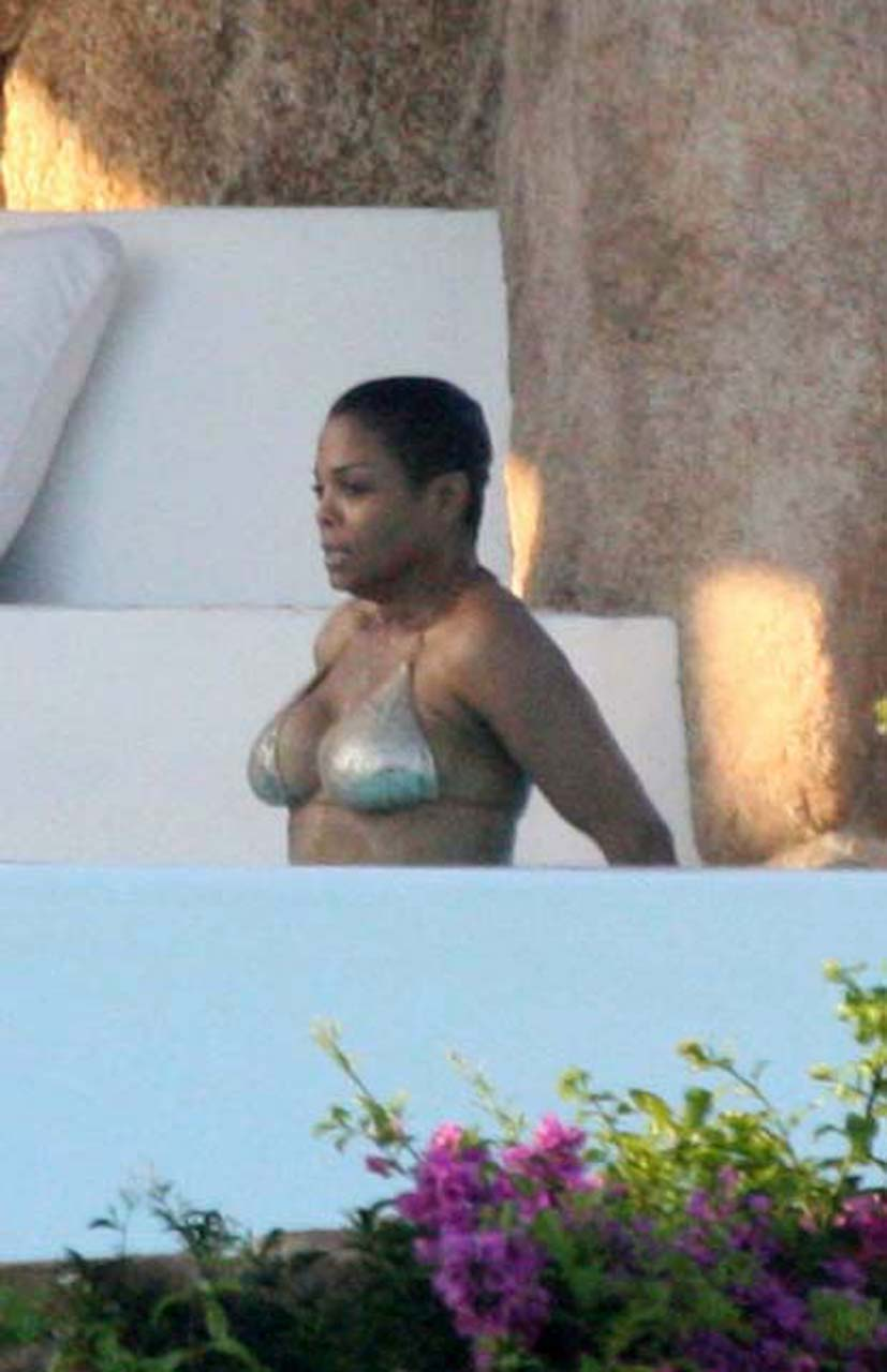 Janet Jackson  Celebrities Nude-6260