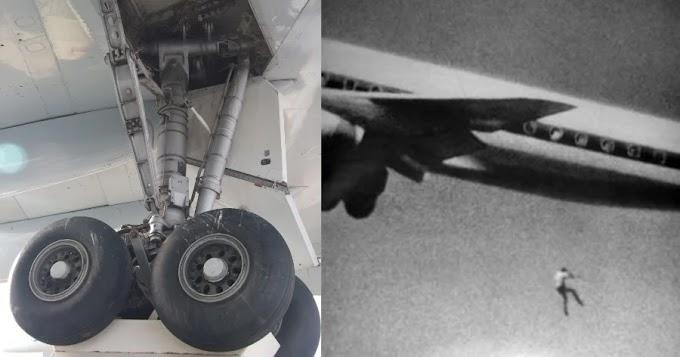 «Το παιδί που έπεσε από τον ουρανό»: Η τραγική ιστορία του 14χρονου που κρύφτηκε στις ρόδες αεροπλάνου