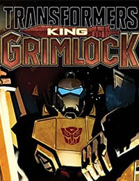 Transformers: King Grimlock