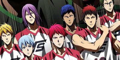 تقرير فيلم الانمي Kuroko no Basket Movie 4: Last Game (المباراة الأخيرة)