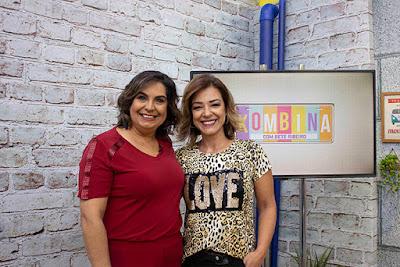Carla Souza / Divulgação TV Aparecida