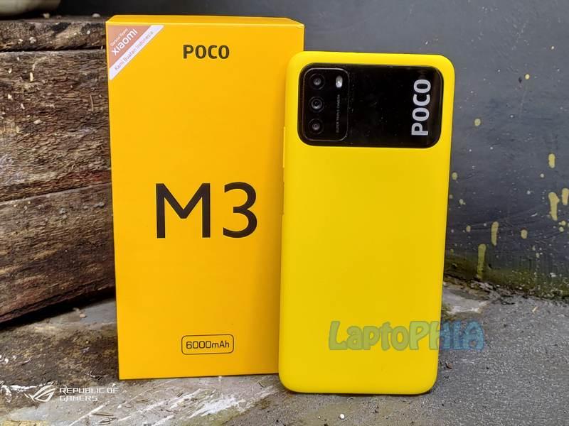 Desain Poco M3