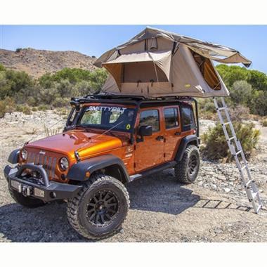 Overlander roof top tent