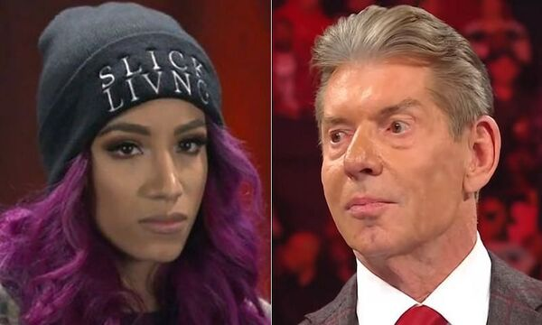 والد جون سينا: عندما طلبت ساشا بانكس مغادرة WWE كان يجب على فينس مكمان طردها فورا