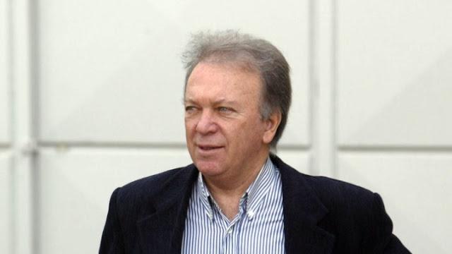 Απεβίωσε σε ηλικία 83 ετών ο εκδότης Δημήτρης Ρίζος