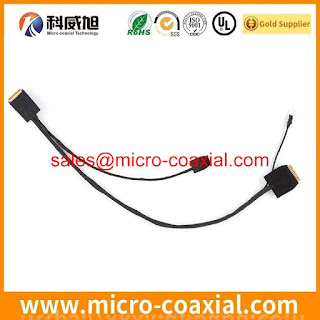 LVDS cable assembly Factory: LVDS cable custom I-PEX 20320