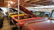 Ultimate Muscle Car Barn Find