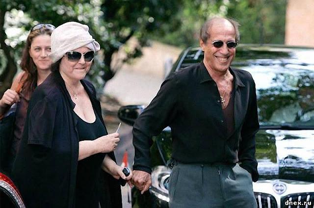 Адриано Челентано и Клаудия Мори: 55 лет вместе