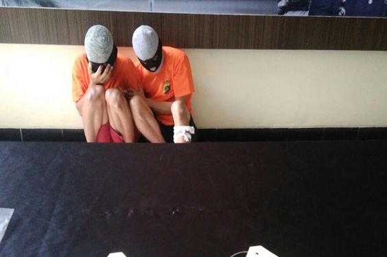 2 Pelaku Perampok Specialis Nasabah Bank Berhasil di Tangkap Polisi