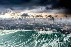 Ngeri Kalau Terjadi Tsunami Besar Di Indonesia, Kota-kota Ini Berpeluang Terkena