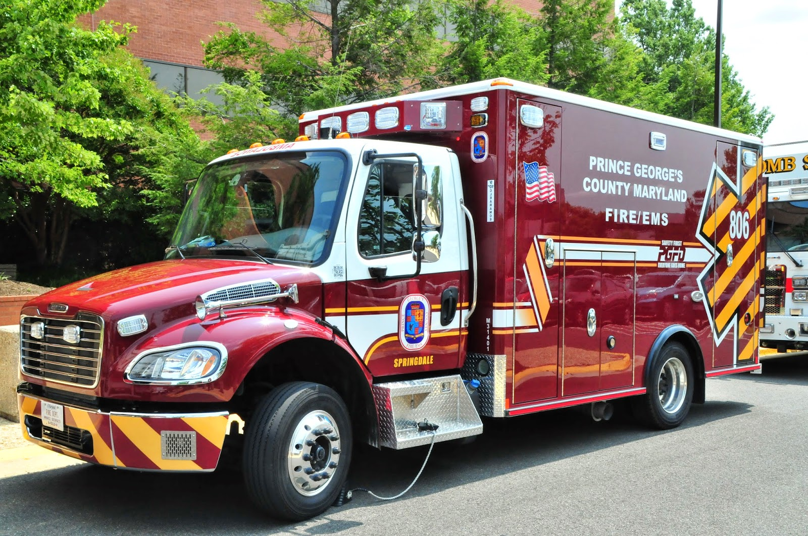 Prince George's County Fire/EMS Department: Jul 30, 2014