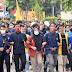 8.000 Polisi-Tentara Jaga Demo UU Cipta Kerja 6.000 Mahasiswa Siang Ini