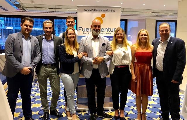 Fuerteventura se promociona en Stuttgart