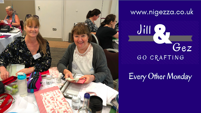 Jill & Gez Go Crafting with Stampin Up 2nd March