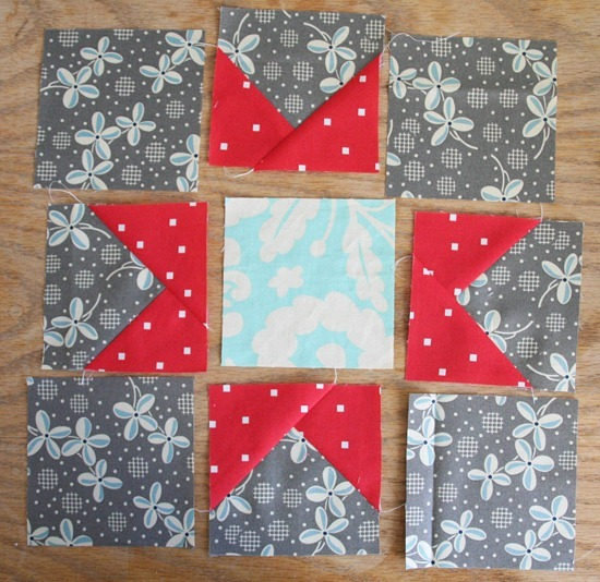 July star blocks tutorial | Cluck Cluck Sew