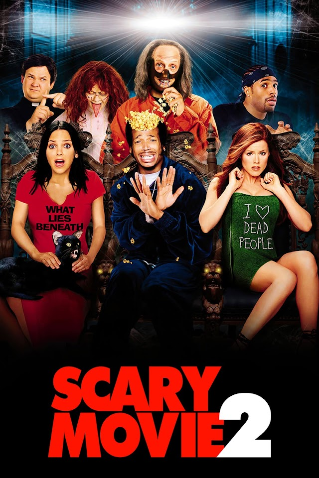 Scary Movie 2 2001 x264 720p Esub BluRay Dual Audio English Hindi THE GOPI SAHI