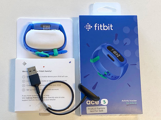 Fitbit Ace 3 Review