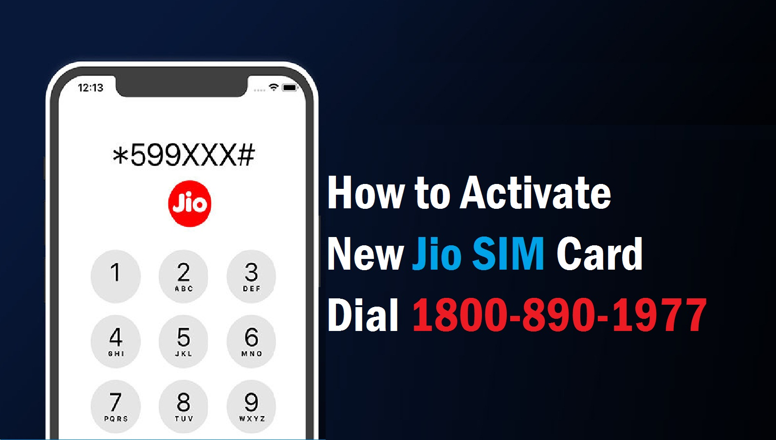 How to Activate New Jio SIM Card