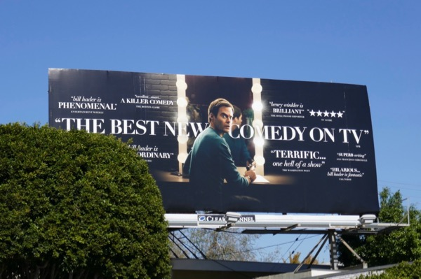 Barry Golden Globes FYC billboard