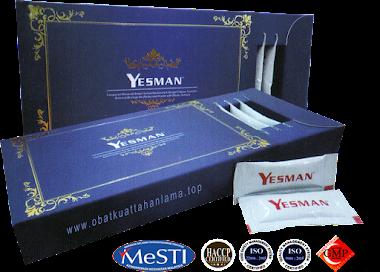 Obat Kuat Yesman Herbal | IDR 600k