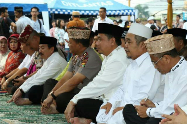 Bangun Toleransi Dengan Lampung Mengaji