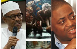 'Ozubulu church killing, unspeakable sacrilege' -Buhari