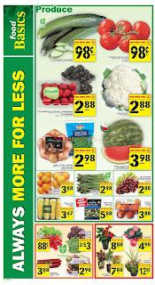 Food Basics Flyer Valid June 20 - 26, 2019 Always More for Less