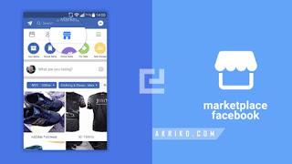 Cara Posting Jualan di Marketplace Facebook Lite