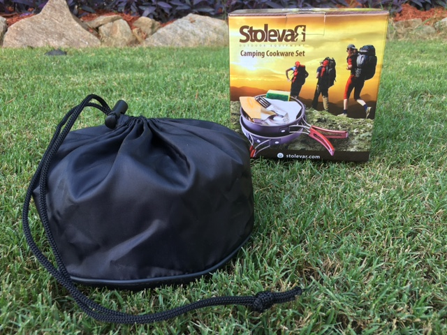 Stolevar 11 Piece Camping Set