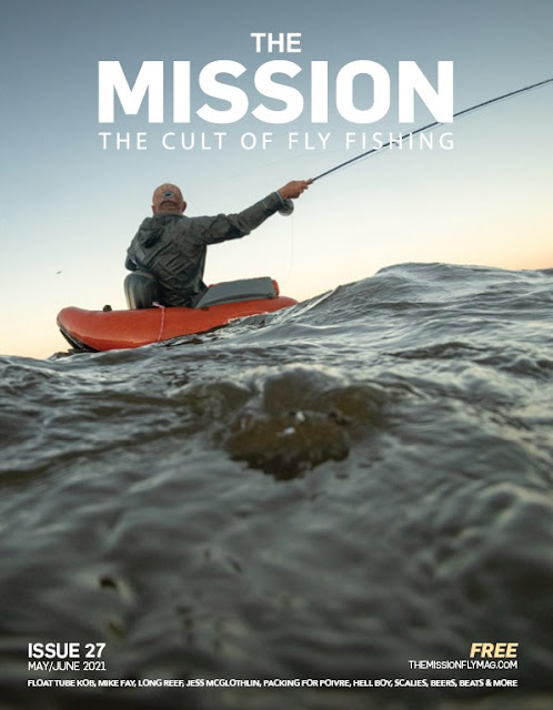 THE MISSION - Issue 27