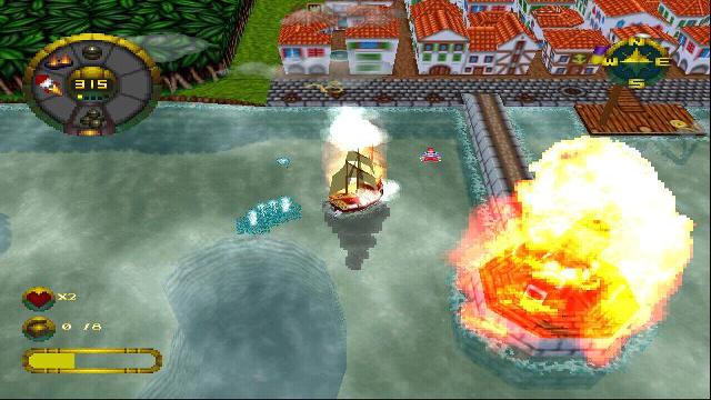 Shipwreckers! (Demo) - Image du Jeu