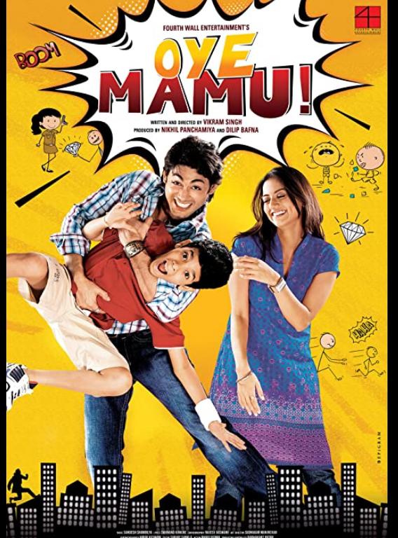 Oye Mamu 2021 x264 720p WebHD Hindi THE GOPI SAHI