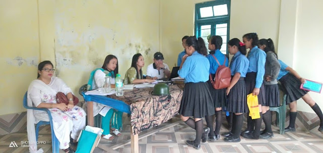 Aikyashree Scholarship Takdah Block Darjeeling
