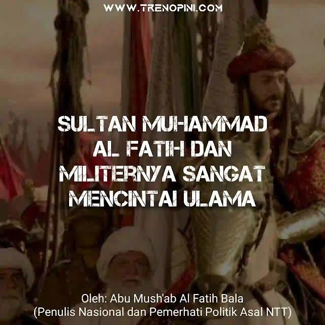 Pada masa kecilnya, Sultan Muhammad Al Fatih adalah anak yang berwatak keras dan susah diatur. Ayahnya, Sultan Murad II sebenarnya tidak menjagokan anak bungsunya ini sebagai penakluk Konstantinopel.