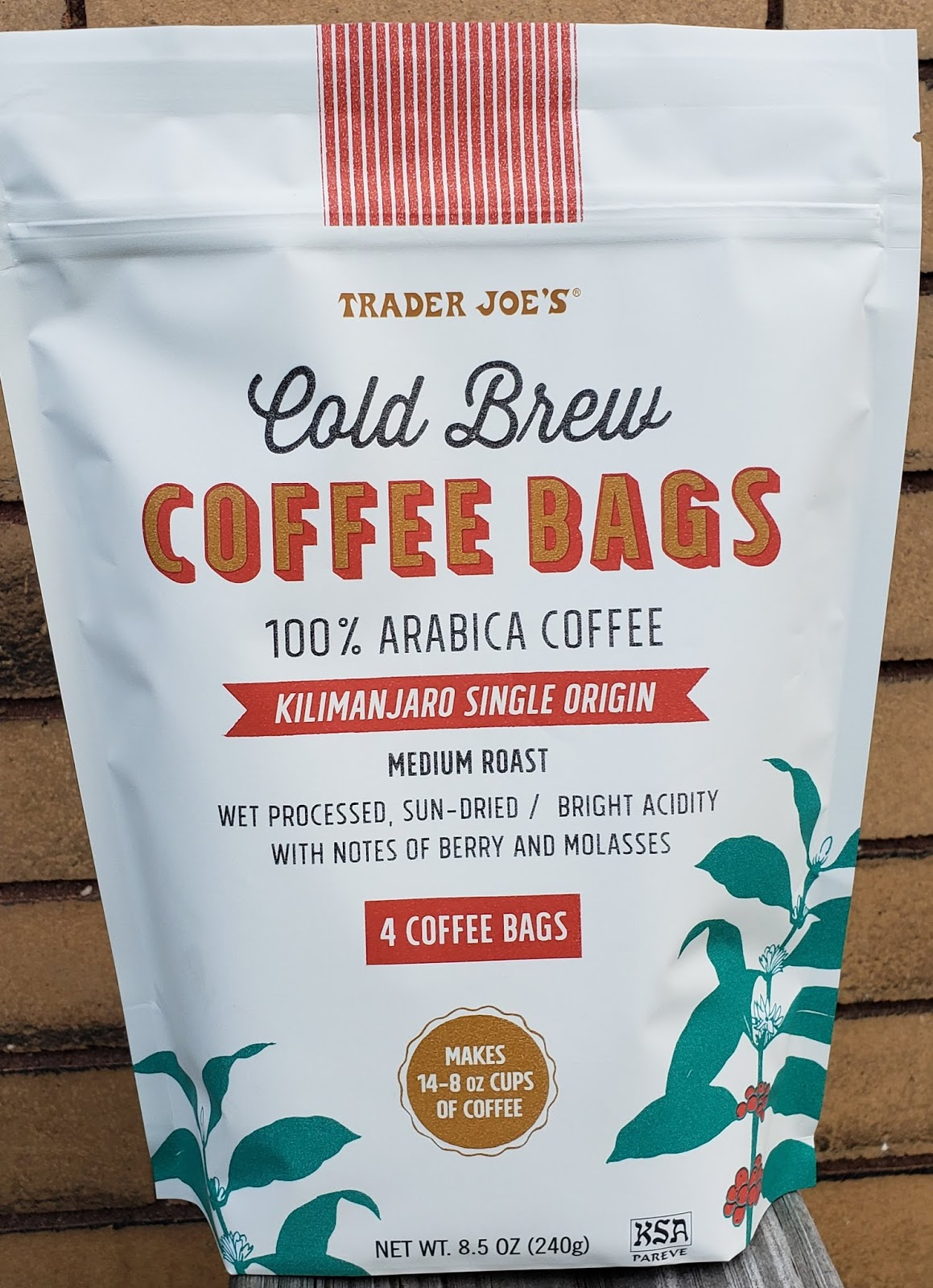 Whats Good At Trader Joes Trader Joes Cold Brew Coffee Bags