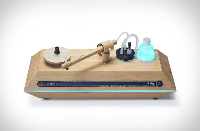 Keith Monks Prodigy Vinyl Cleaning Machine