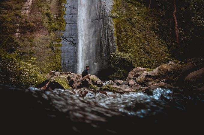 Air Terjun Tancak Kembar - Kesegaran Hakiki di Pelosok Bondowoso