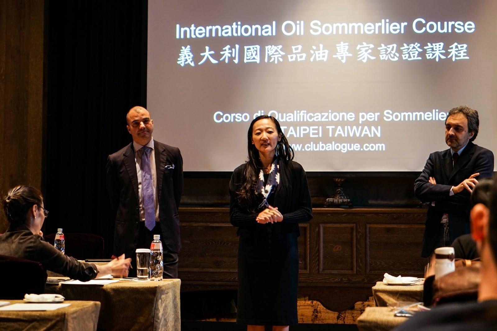 橄欖油的味道是什麼?義大利國際品油專家認證課程初體驗!