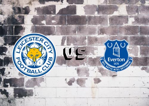Leicester City vs Everton  Resumen