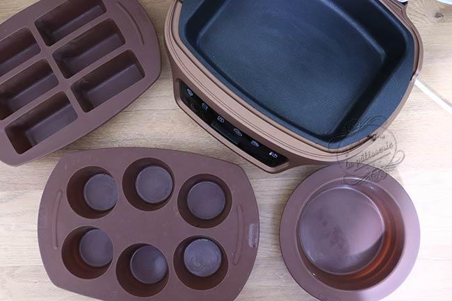 cake factory tefal test
