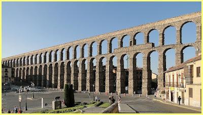 Acuducto Segovia esplendor