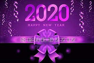 Gambar Kata-Kata Ucapan Tahun Baru 2020 Di TV Online Streaming